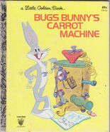 Bugs Bunny Carrot Machine - Cover - 89 cent no 110-33 - 10th Edition