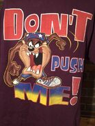 Looney Toons Tazmanian Devil Taz Shirt Xl Vintage Mens 2000
