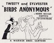 Birds-anonymous