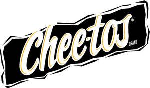 Cheetos logo 41vw