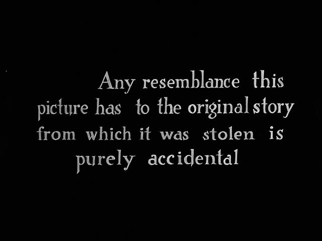 Porky Pig - Porky's Movie Mystery (1939)