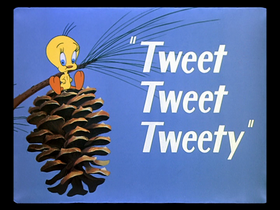 Tweet Tweet Tweety-restored