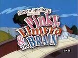 Pinky, Elmyra, & The Brain