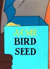 Bird Seed Box Ver. 1
