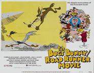 Lt bugs bunny road runner movie lobby card 6