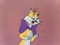 Mrs. Cat