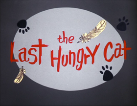 The last hungry cat title