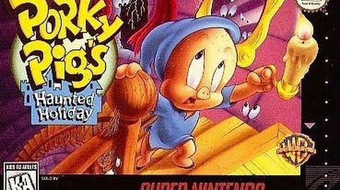 Porky Pig's Haunted Holiday - Longplay