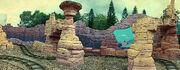 Yosemite Sam Railway - Kids WB Fun Zone