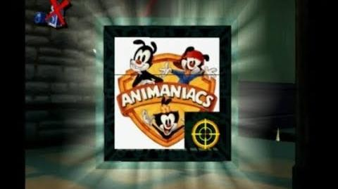 Animaniacs The Great Edgar Hunt PS2 100% Playthrough Part 2