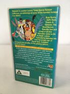 Looney Tunes Bumper Edition UK VHS - 02