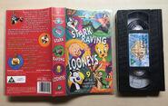Lt stark raving looneys cassette and cover