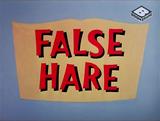 False Hare