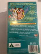 Looney Tunes Bumper Edition UK VHS - 04