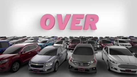"""AutoNation """"'O' Christmas Tree – Year End Event"""" TV Commercial"""