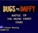 Bugs vs. Daffy: Battle of the Music Video Stars