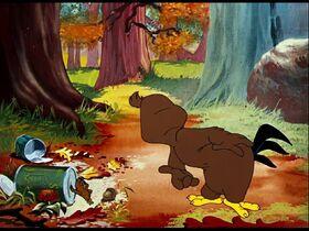 Looney Tunes - the foghorn leghorn