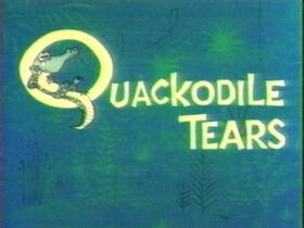 Quacktears