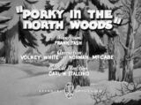 Porky in the North Woods
