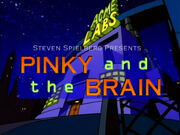 Pinky cerebro-logo