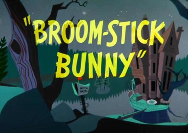 Image result for Broom-Stick Bunny (1956)