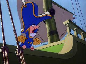 Captain Hareblower (1954)