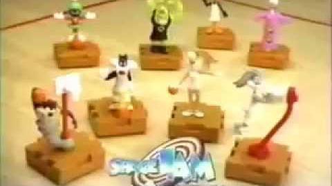 McDonald's Ad- Space Jam 1 (1996)
