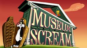 Museum scream title