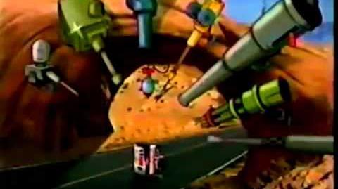 Pepsi Super Bowl XXX ad feat Deion Sanders Wile E Coyote 1996