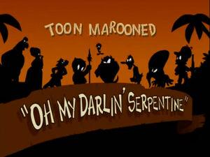 Lt oh my darlin serpentine title