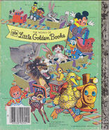 Bugs Bunny Carrot Machine - Back Cover - 89 cent no 110-33 - 10th Edition