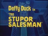 The Stupor Salesman