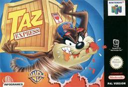 Taz Express Coverart