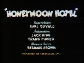 Honeymoon-Hotel