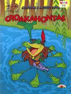 Lt coloring landoll croakahontas