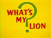 Whats lion