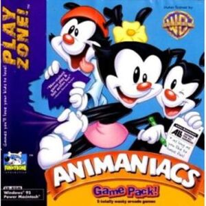 Lt animaniacs game pack
