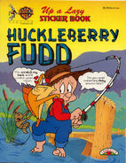 Lt coloring landoll huckleberry fudd