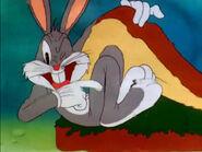 Hare ribbin alternate scene