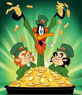 Looney Tunes Show St. Patricks Day