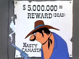 Nasty Canasta en Drip-Along Daffy