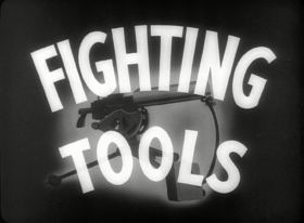 Fighting tools title