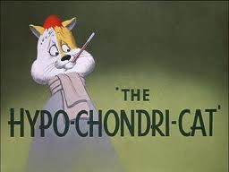Hypo-chondri cat title card