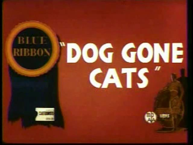 Looney Toons - Sylvester - Dog Gone Cats