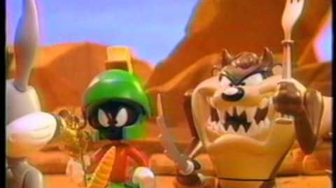 Looney Tunes Toys (Tyco 1994)