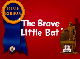 Brave Little bat-HD-TC