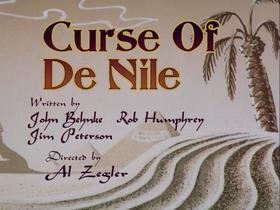Curse of De Nile