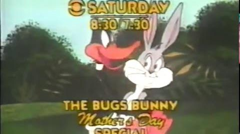 70's Ads Trailer Bugs Bunny Mothers Day Special 1979