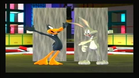 Looney Tunes - Back In Action PS2 & Gamecube Cutscenes