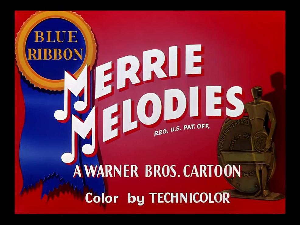 Looney Tunes 1942x32 The Hep Cat Restored
